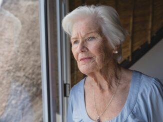 Deprese jak s ní zacházet ve vyšším věku.