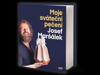 Josef Maršálek, kniha moderní česká cukrařina a Moje sváteční pečení.