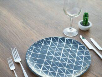 Prázdný talíř