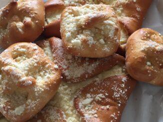 Recept s příběhem, svatevbní koláčky