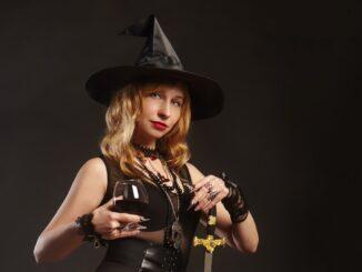 Čarodějnice.