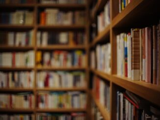 Knihy v knihkupectví
