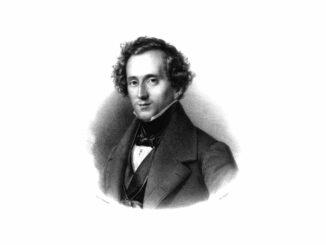 Felix Mendelssohn-Bartholdy.