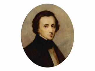Frédéric Chopin.