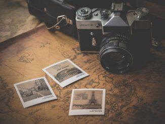 Fotoaparát a fotky.