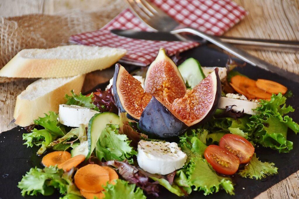 Vitaminy v zelenině a ovoci.