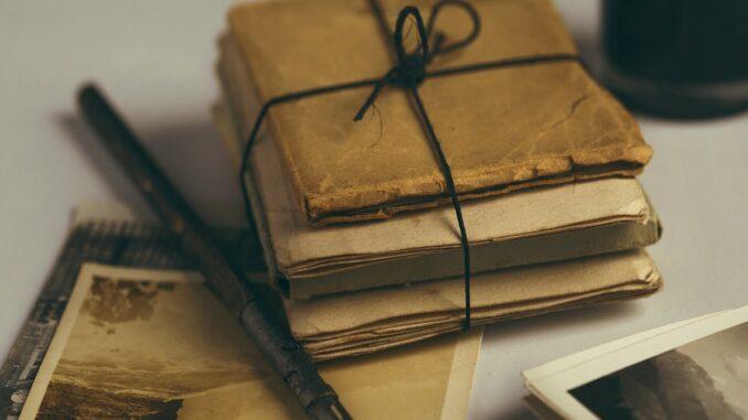 Balíček starých dopisů