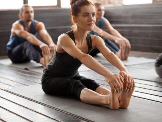 Cvičení s Veronikou Žilkovou Stropnickou