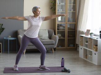 Cvičení s Veronikou Stropnickou Žilkovou