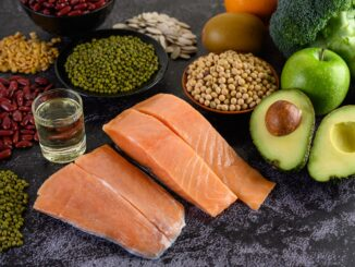 Potraviny bohaté na vitamin D.