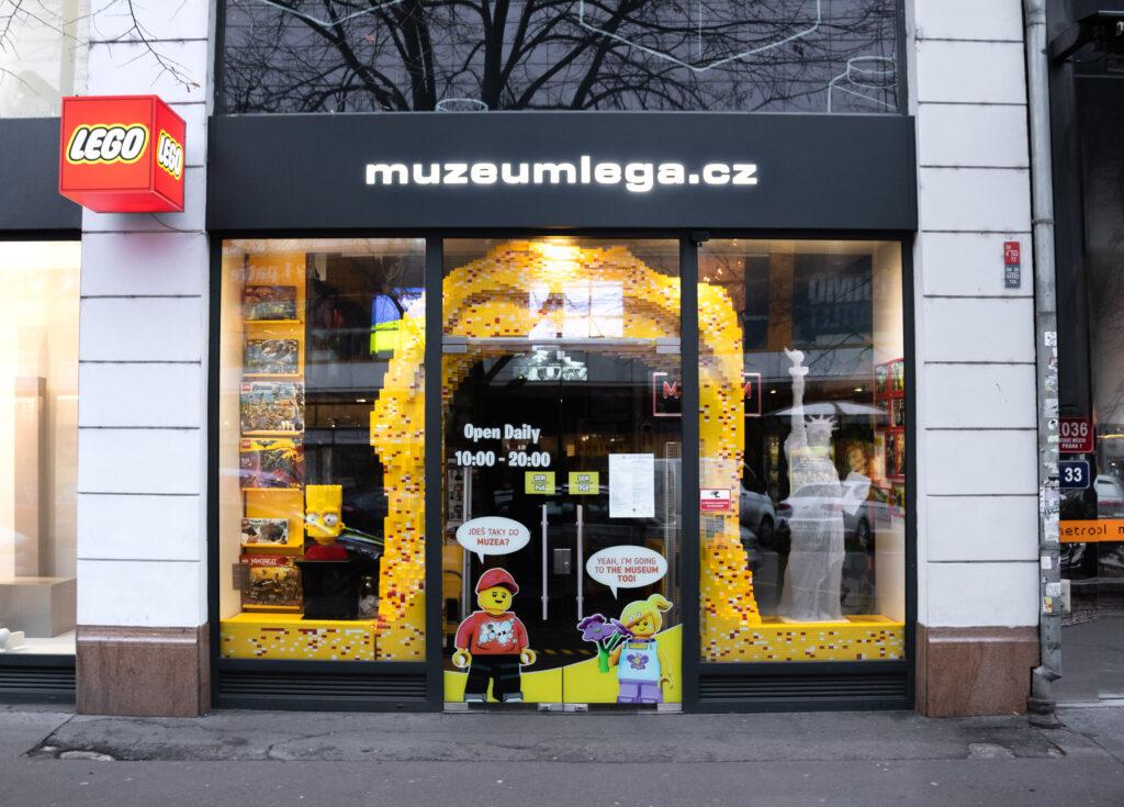 Muzeum Lega v Praze.