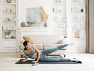 Cvičení s Veronikou Žilkovou pro zdraví a kondici.